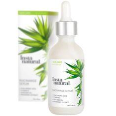 Niacinamide 5% Face Serum 2 OZ - Vitamin B3 Anti Aging Moisturizer for Skin - Diminishes Appearance of Acne, Breakouts, Wrinkles, Fine Lines, Dark Spots, Age Spots & Hyperpigmentation - Walmart.com