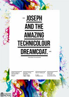 Samuel McWilliams - Theatre Posters joseph