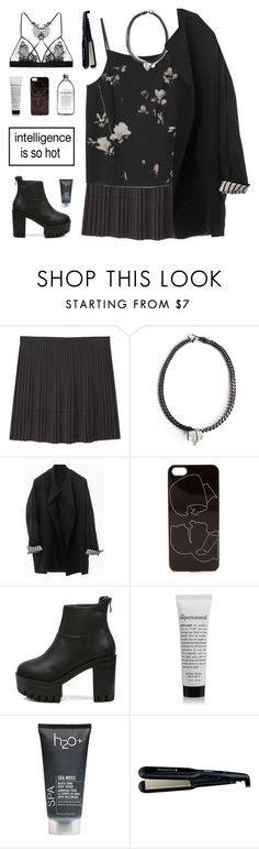 """Grace"" by centurythe ❤ liked on Polyvore featuring Vanessa Bruno Athé, Unearthen, Zero Gravity, philosophy, H2O+, Remington and Fleur of England"