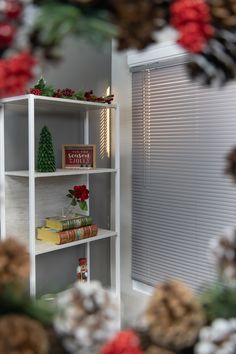 Vinyl Mini Blinds go PERFECLTY with any décor. They are very popular, water resistant, cordless and affordable.