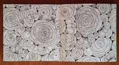 Circles with tiny ones in gaps _ Lisa Congdon sketchbook18_web