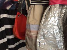 NEW ARRIVALS # Neue Leder Taschen und Röcke von Havran Budapest sind da. Jedes Teil ein Unikat. Made in Budapest Sling Backpack, Drawstring Backpack, Budapest, Mantel, Backpacks, Tops, Fashion, Beret, Army