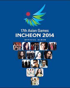 K2POP - JYJ 17TH ASIAN GAMES INCHEON 2014 OFFICIAL ALBUM (2CD+DVD STANDARD EDITION) )