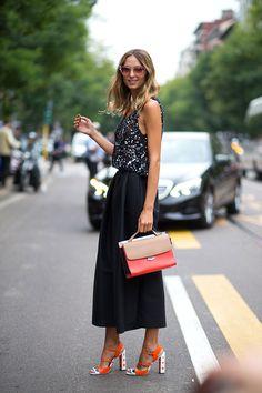 Ciao Bellas! Milan Street Style, 2014