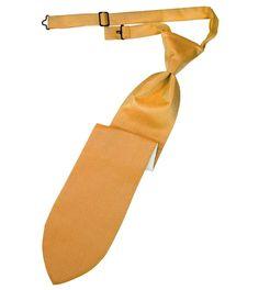 Herringbone Mandarin Boys Necktie