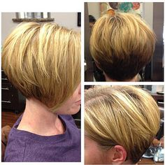 8806 | by short hairstyles and makeovers