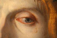 Cima de Conegliano - Le Christ couronné d'épines (détail), vers 1505, bois, 36 ,8 x 29,2 cm, Londres, The National Gallery