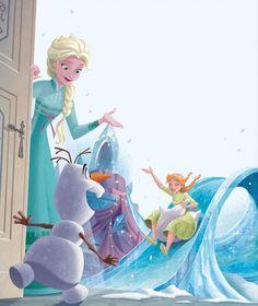 Frozen Book, Frozen Film, Frozen Art, Disney Frozen 2, Olaf Frozen, Disney Wiki, Disney Art, Disney Pixar, Disney Characters