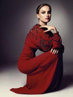 Natalie Portman by Alexi Lubomirski