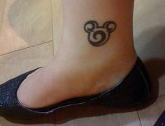 mickey mouse tattoos for women   Mickey Mouse Tattoos Tattoo Designs Pictures Tribal