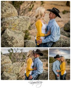 Rodee & Stefanie Datil New Mexico Engagement Photography. Ranchlife, cowboy, western, save the date! Western Engagement Photos, Country Engagement, Engagement Couple, Engagement Pictures, Engagement Session, Prom Photography Poses, Couple Photography, Engagement Photography, Wedding Photography