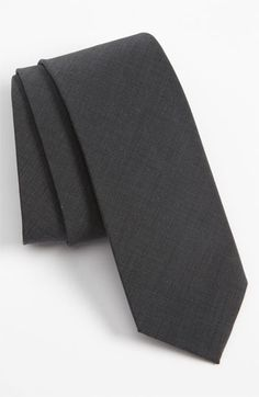 The Tie Bar Woven Cotton Tie available at #Nordstrom