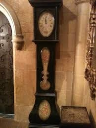 Cinderella Castle Suite Clock (always set to just before the stroke of midnight so you