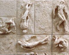 Escultura de Javier Marín en resina poliéster. Javier Marín's polyester resin sculpture. Escultura contemporánea. Figura humana. Arte. Contemporary sculpture. Human form. Art.   #JavierMarinescultor javiermarin.com.mx » RESINAS & MEZCLAS