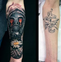 Gas Mask Coverup                                                                                                                                                                                 More