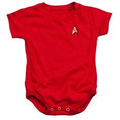 Star Trek  Baby Onesies