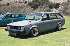 Toyota Wagon,,,ha! Memories