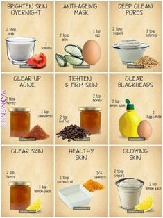Skin face mask - Basic Skin Care Tips That Everyone Should Be Using Homemade Face Masks, Homemade Skin Care, Diy Face Mask, At Home Face Mask, Diy Hydrating Face Mask, Diy Exfoliating Face Scrub, Diy Face Scrub, Face Mask Pores, Honey Face Mask Diy