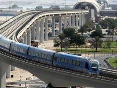 Dubai Metro, Gharhood, Dubai, UAE