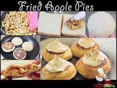 Fried Apple Pies by Thinkarete, via Flickr