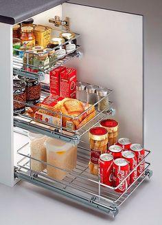 Soluciones para mantener la cocina en orden