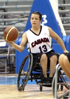 wheelchair olympics eames aluminum group lounge chair 30 best basketball images netball jamey jewells plays for canada adaptive sports spinal cord wheelchairs