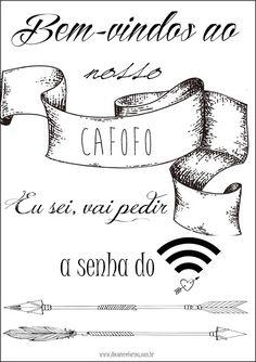 Freebie da Semana: Wi-Fi