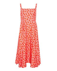 Lip Print Square Neck Dress with A-Line Skirt Day To Night Dresses, Summer Dresses, Plus Size Dresses, Plus Size Outfits, Latest Outfits, Fashion Outfits, Trendy Plus Size Fashion, Feminine Dress, A Line Skirts