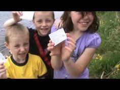 The Anglers Pledge - Kids Fly Fishing - Bingo Bango Brats