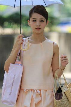綺咲愛里 Mille Crepe, Nanami, Aiko, My Favorite Things, Fashion, Models, Moda, Fashion Styles, Fashion Illustrations