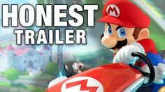 Honest Video Game Trailers - Mario Kart by Screen Junkies and Smosh