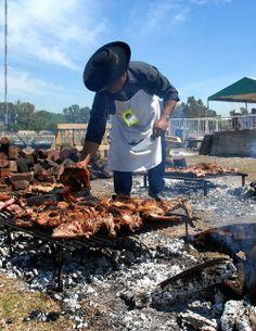 Barbecue (Asado)   Chos Malal   Neuquén   Argentina