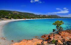 les plus belles plages de corse - Plage de Palombaggia