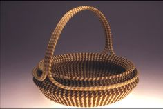 *Basket - two lips sweetgrass by Mary Jackson