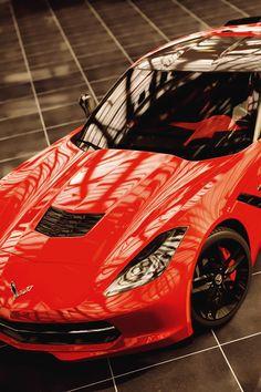 #JustWheels. #Cars. #C7 Corvette