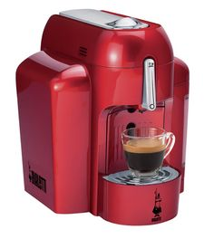 Máquina de Café Expresso Mini Express Rosso Bialetti