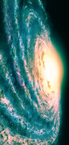 [Milky Way (we're sort of at the bottom, left)]