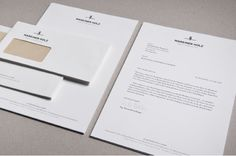 Mareiner Holz - corporate identity & design by moodley brand identity , via Behance