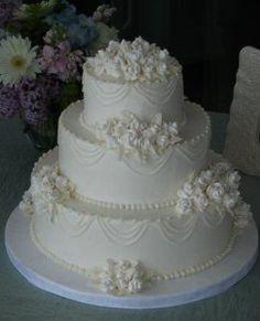 Awesome wedding cake design!