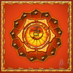 ~<3 ~*     ... Svadhisthana - Sacral Chakra