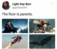 The floor is oh no