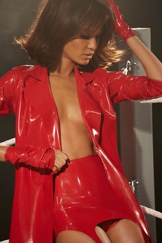 The Ladies of the 2015 Pirelli Calendar—Revealed - Joan Smalls