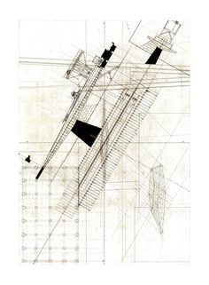 heroandleandro:  asymptoticgiantbranch:(via Jesen Tanadi - RISD Architecture Degree Project 2011 Drawing Set)