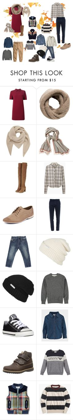 Family Photoshoot 2 by iarawatneypires on Polyvore featuring P.A.R.O.S.H., Rachel Comey, Diesel, Topshop, Rollie, Mulberry, Aigle, Krochet Kids, MANGO and Armani Junior