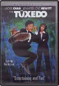 The Tuxedo DVD Used (Free shipping)