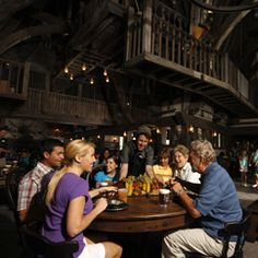 Theme Park Restaurants at Universal Orlando