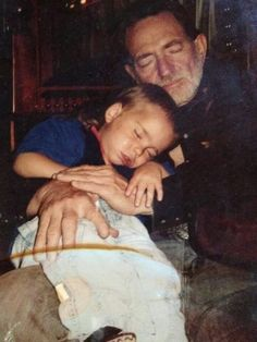 Willie with son Lucas.