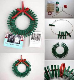 30 Unique Wreaths to Make This Holiday Season