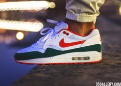 Nike Id Air Max 1 By Vieilleecole_1  http://www.95gallery.com/product-category/women/