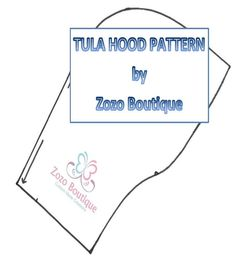 Hey, I found this really awesome Etsy listing at https://www.etsy.com/listing/243729890/tula-hoodie-hood-pattern-and-tutorial